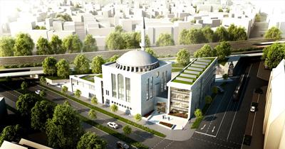 Krefeld'de yeni bir cami yapılacak