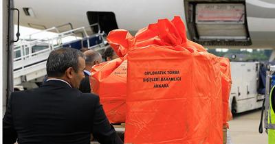 Kullanılan oylar Almanya'dan Türkiye'ye gönderildi