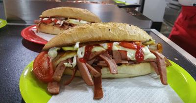 Der neue Fast-Food-Trend in Düsseldorf: Kumru – Sandwich