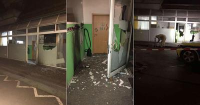 Lauffen'deki camiye molotoflu saldırı
