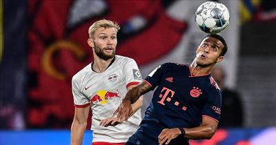 Münih Leipzig'den 1 puanla döndü