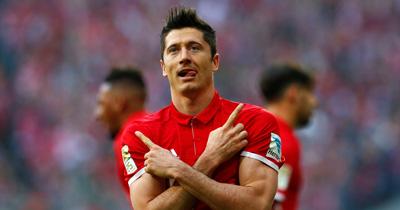 Lewandowski, 2023'e kadar Bayern Münih'te