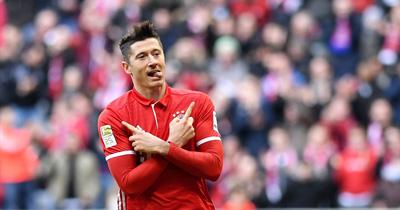 Lewandowski Gerd Müller'in rekorlarını kırmak istiyor