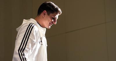 Mario Gomez de milli takımı bıraktı
