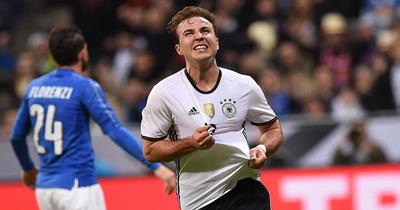 Mario Götze Dortmund'dan ayrılıyor