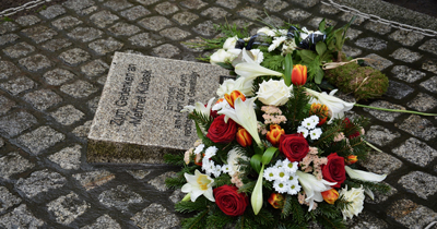 NSU kurbanı Mehmet Kubaşık için anma etkinliği
