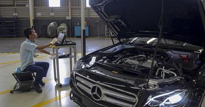 Daimler AG 1 milyondan fazla araci geri çağırıyor