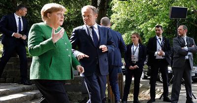 Merkel'den İran'a nükleer anlaşma uyarısı
