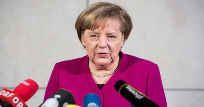Merkel hükümet görüşmelerinden umutlu