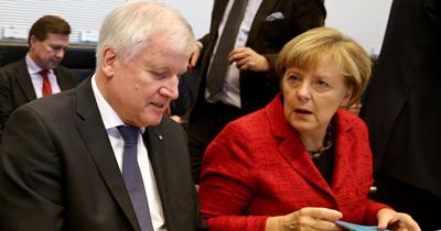 CDU CSU arasinda sığınmacı çatlağı