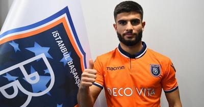 Başakşehir'e Hannover'den transfer