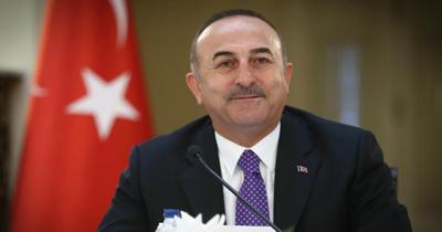 Çavuşoğlu von der Leyen'i tebrik etti