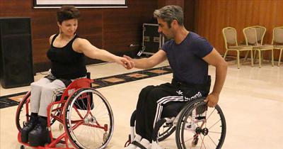 Milli dansçılar Almanya'da yarışacaklar