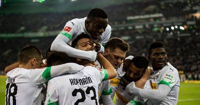 Mönchengladbach, Münih'i son dakikada yendi