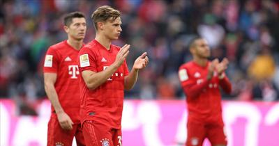 Bayern Münih Werder Bremen'i farklı yendi