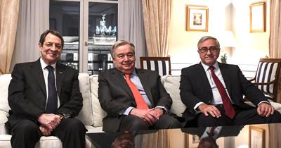 Gayriresmi Kıbrıs görüşmesi olumlu bir adım