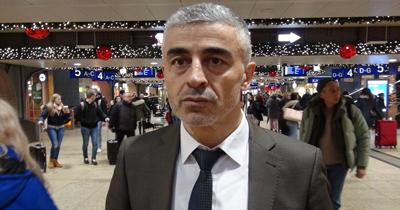 Türk avukatına ırkçılardan ikinci tehdit