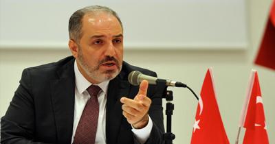 Mustafa Yeneroglu Düsseldorf'ta stk temsilcileriyle bulustu
