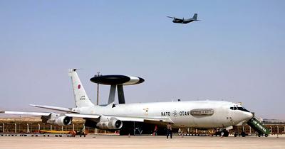 NATO Almanya Türkiye arasinda Konya ziyareti için arabulucu oldu