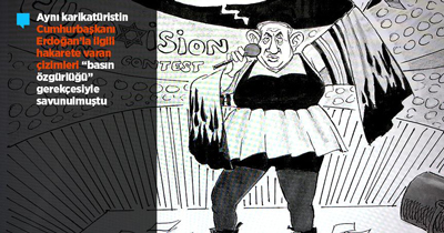Netanyahu'yu çizen karikatürist işinden oldu
