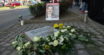 NSU kurbanları için dikilen anıtlara saldırılar