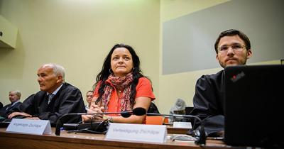 NSU davasinda savcılık Zschaepe'ye ömür boyu hapis istedi
