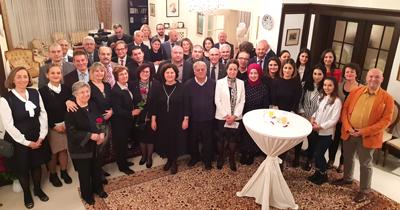 Düsseldorf'ta Öğretmenler Günü'nde Türkçe'ye özel vurgu