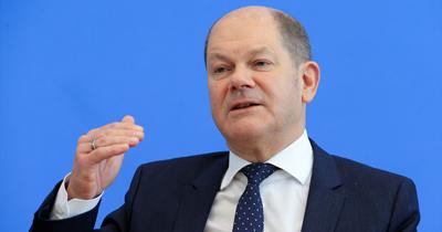Maliye Bakanı Scholz ekonomik tabloyu açıkladı