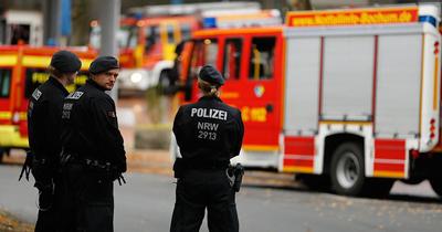 Almanya'da metro kazasında 30'dan fazla yaralı