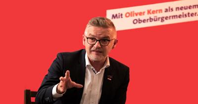 """Oliver Kern: """"Wir dürfen uns nicht spalten lassen"""""""