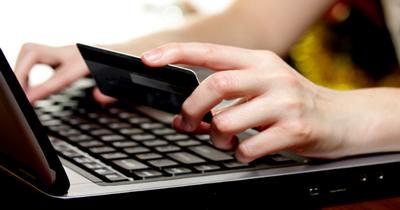 AB'de internetten alışveriş sayıları bu haberde
