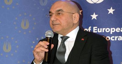 Türkiye Avrupa'nın güvenliğini sağlıyor