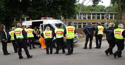 Paderborn'da bomba nedeniyle tahliye
