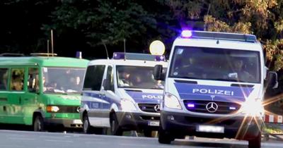 Almanya çapında nefret suçu operasyonu