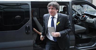 Alman Başsavcılık Puigdemont'un iadesini talep etti