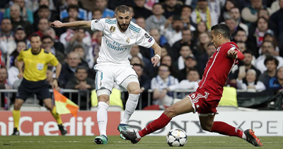 Real Madrid Şampiyonlar Ligi'nde finale yükseldi