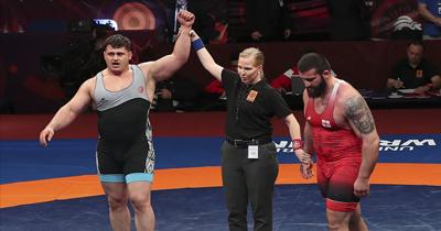 Rıza Kayaalp yine Avrupa şampiyonu oldu