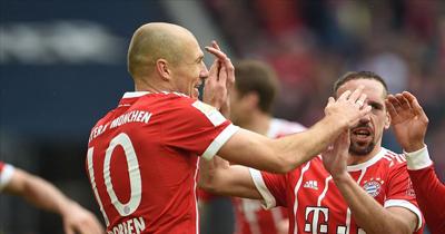 Bayern Münih Robben ve Ribery ile yollarını ayırıyor