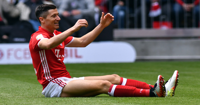 Münih Mönchengladbach'ı deplasmanda yendi