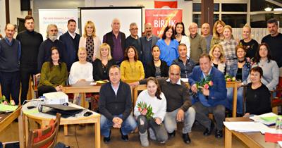Ruhr Veliler Derneği'nden sosyal sorumluluk projesi