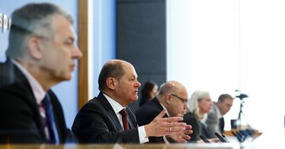 Almanya 750 milyar Euro'luk yardım paketini onayladı