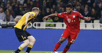 Bayern Münih Gnabry'nin sözleşmesini uzattı
