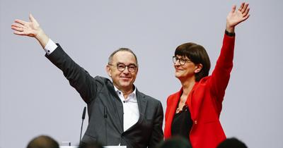 Serpil Midyatlı SPD Genel Başkan Yardımcısı seçildi