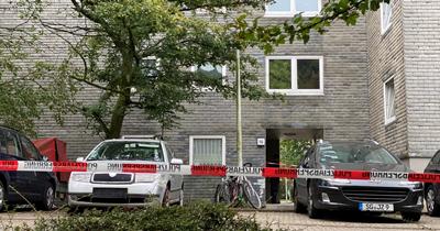 Solingen'deki 5 çocuk anneleri tarafından boğulmuş