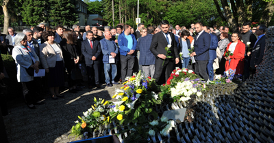 Solingen katliamının 26. yılı anma etkinliği