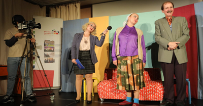 Theater Ulüm'e Braunschweig'da yoğun ilgi