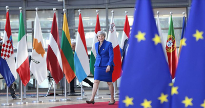 AB liderleri Brexit gündemiyle toplandılar