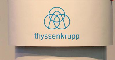 Thyssenkrupp 2026'ya kadar 3 bin kişiyi işten çıkaracak