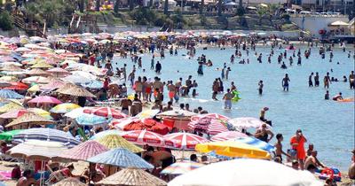Türkiye 2018'deki turizm geliri hedefi