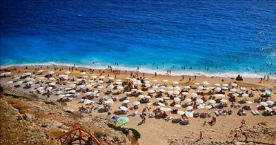 Antalya'ya 4 ayda 600 bin Alman turist geldi